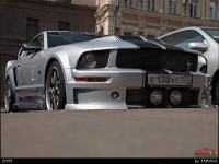 Обвес Eleanor Shelby GT500 на Ford Mustang